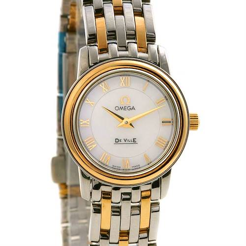 Photo of Omega De Ville Prestige New Ladies Small Watch 43707100