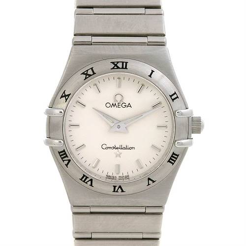 Photo of Omega Constellation Small Quartz New Ladies 15723000 Watch