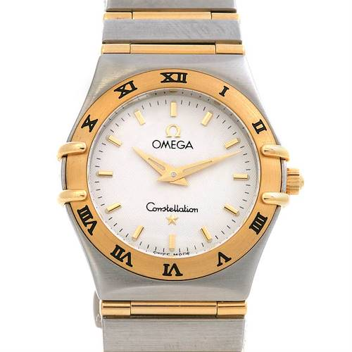Photo of Omega Constellation Small Quartz New Ladies 12723000 Watch