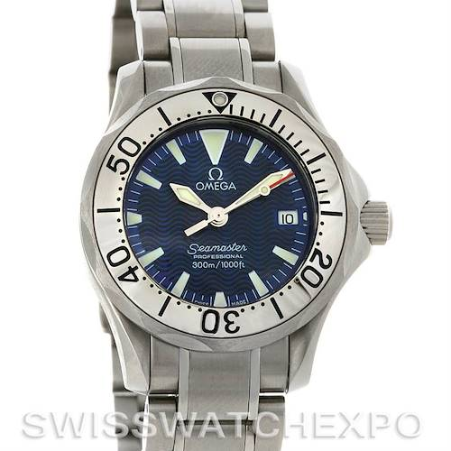 Photo of Omega Seamaster Steel Ladies Watch 2285.80.00