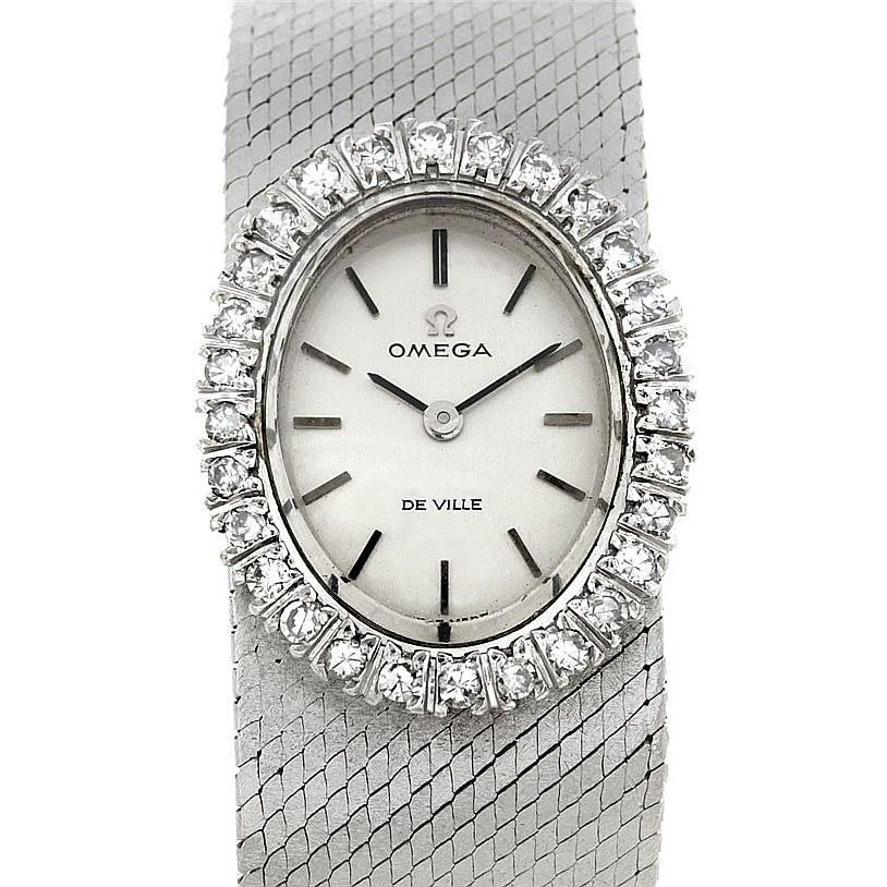 vintage white gold diamond eBay