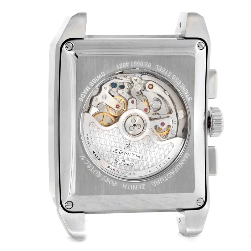 10208 Zenith Grande Port Royal Open Watch 03.0550.4021/21.C503 SwissWatchExpo