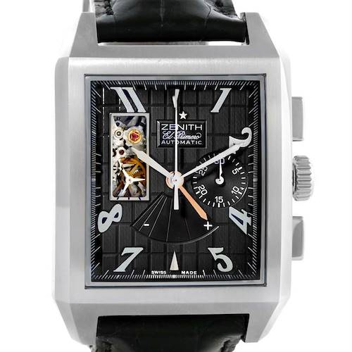 Photo of Zenith Grande Port Royal Open Watch 03.0550.4021/21.C503