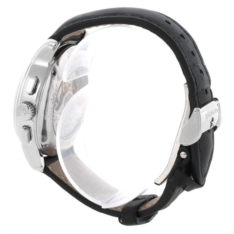 Zenith Star El Primero Open Chronograph Watch 03.1230.4021/21.c545 SwissWatchExpo