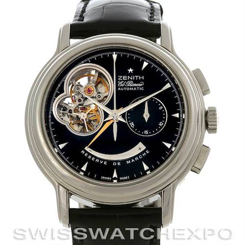 Photo of Zenith 03.0240.4021/21.C495 Chronomaster T Open Watch