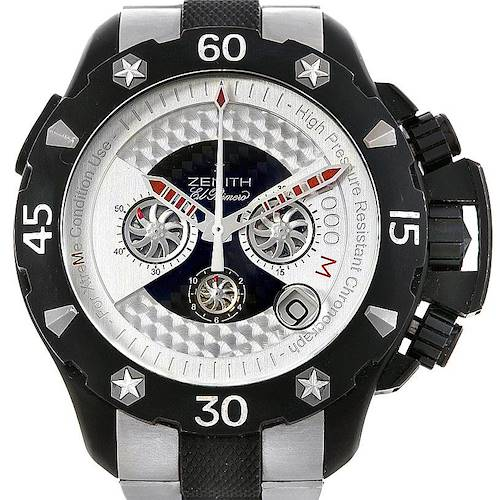 Photo of Zenith Defy Xtreme Open Chronograph Mens Watch 96.0525.4000