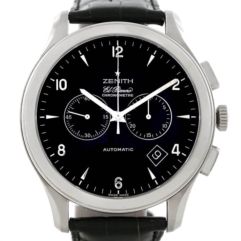Photo of Zenith Grande Class El Primero Men's Watch 03.0520.4002 Unworn