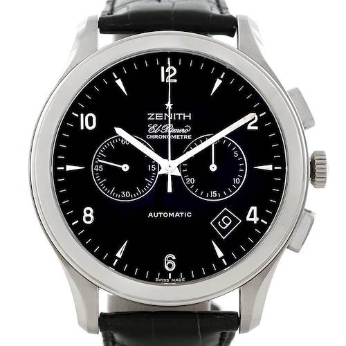 Photo of Zenith Grande Class El Primero Men's Watch 03.0520.4002 Unworn