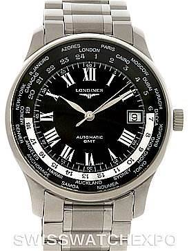 Photo of Longines Master Automatic GMT Men's Watch L2.631.4.51.6