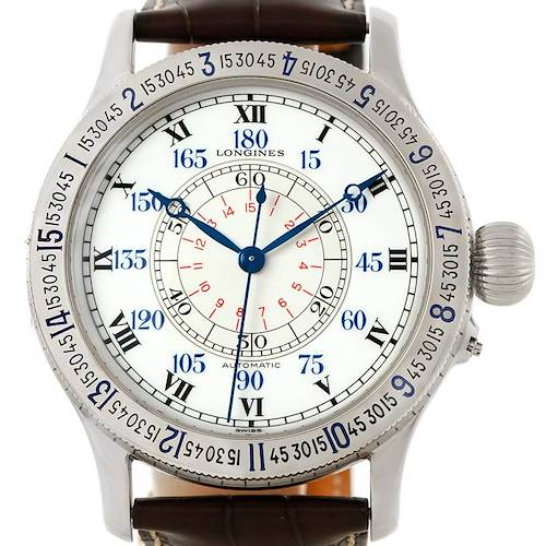 Photo of Longines Heritage Lindbergh Hour Angle Watch L2.678.4.11.0