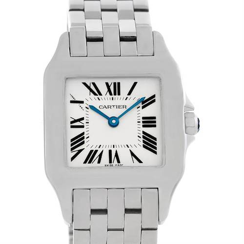 Photo of Cartier Santos Demoiselle Stainless Steel Midsize Watch W25065Z5