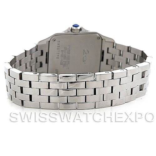 5886 Cartier Santos Demoiselle Steel Midsize Watch W25065Z5 SwissWatchExpo