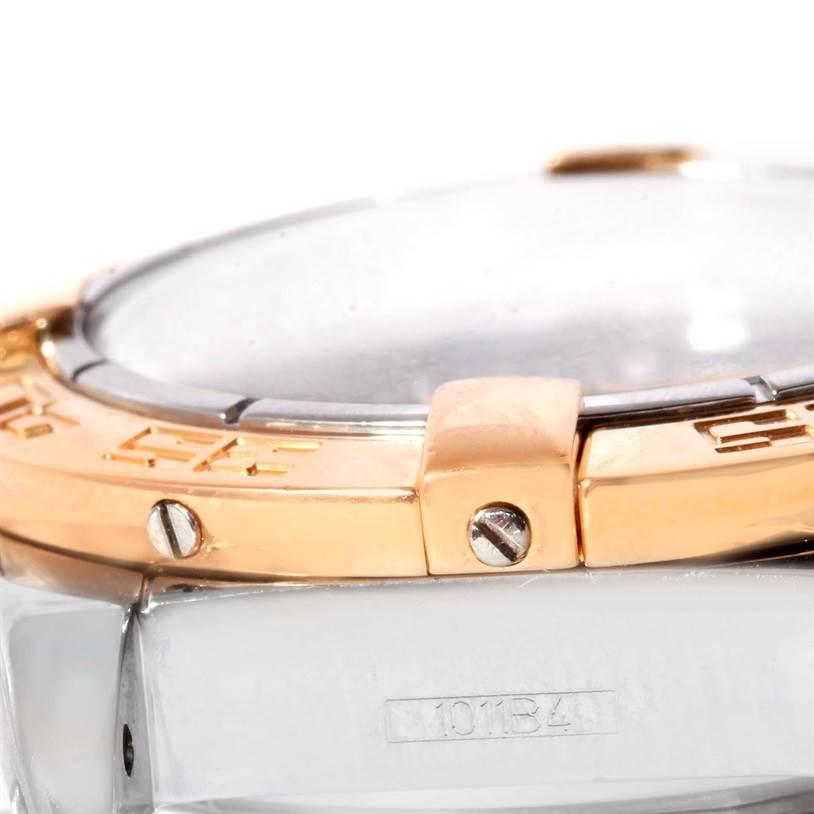 10800 Breitling Galactic 32 Ladies Steel Gold Watch C71356L2/Q581-367C SwissWatchExpo