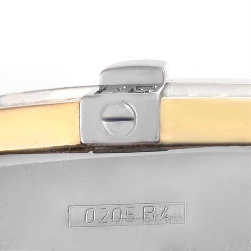 Breitling Cockpit Ladies Steel Yellow Gold Diamond Watch D71356 SwissWatchExpo