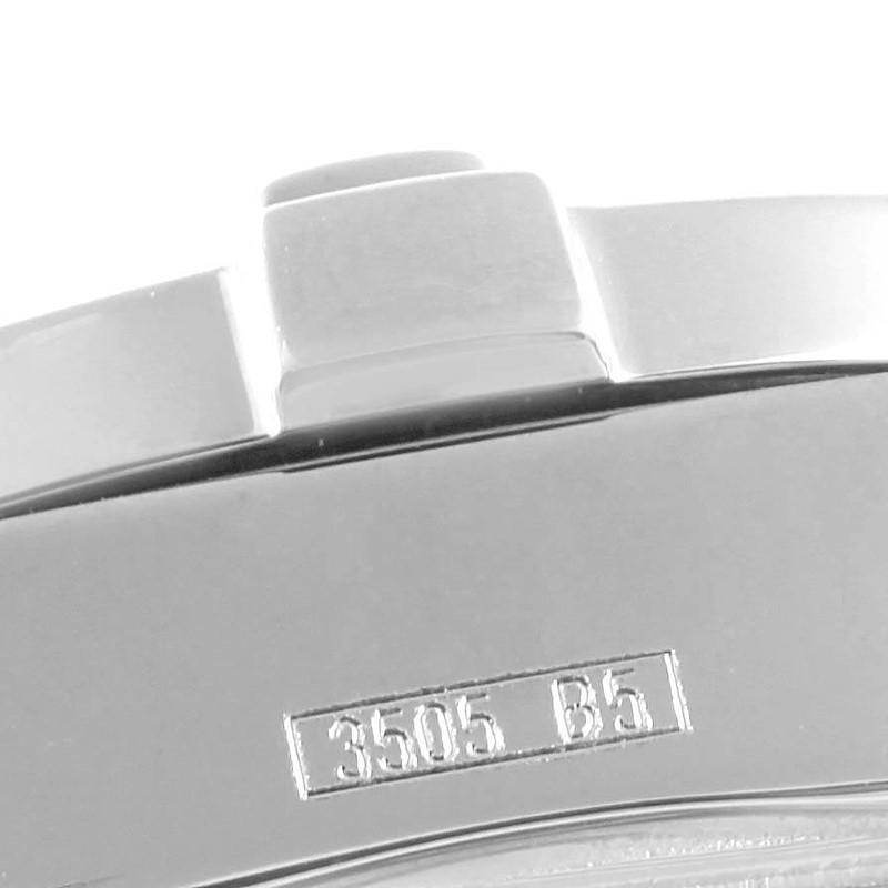 Breitling Colt Oceane Stainless Steel Diamond Ladies Watch A77380 SwissWatchExpo