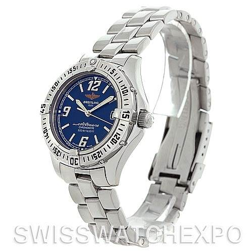 Breitling Colt Oceane Ladies Watch A57350 SwissWatchExpo