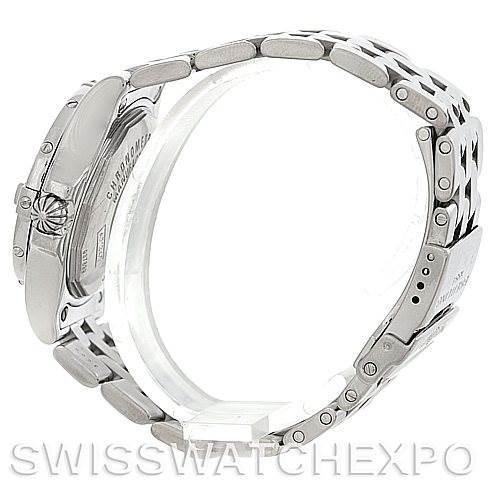 Breitling Starliner Ladies MOP Diamond Watch A71340 SwissWatchExpo