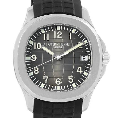 Photo of Patek Philippe Aquanaut Extra Large Mens Watch 5167A Box Papers