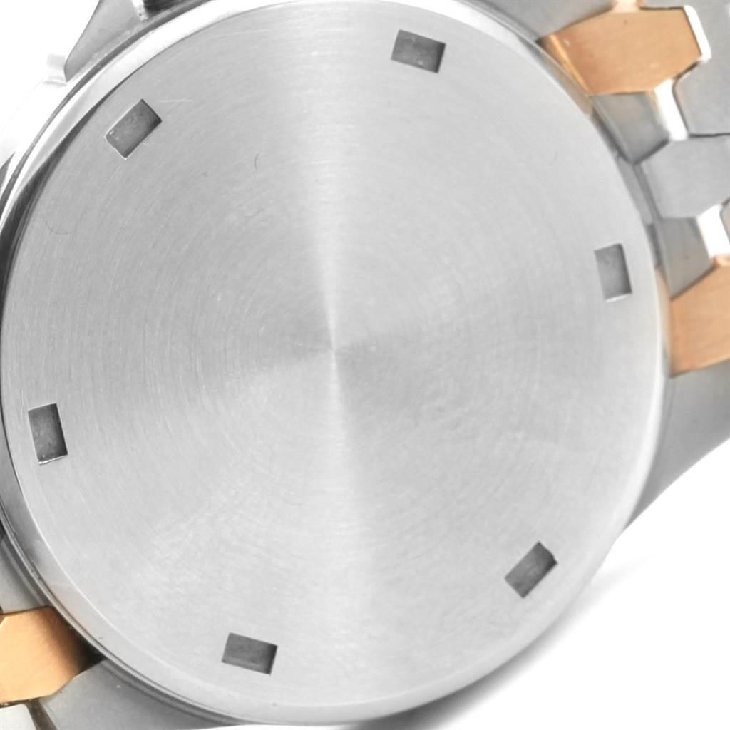20731 Patek Philippe Neptune Steel 18k Yellow Gold Mens Watch 5080/i JA SwissWatchExpo