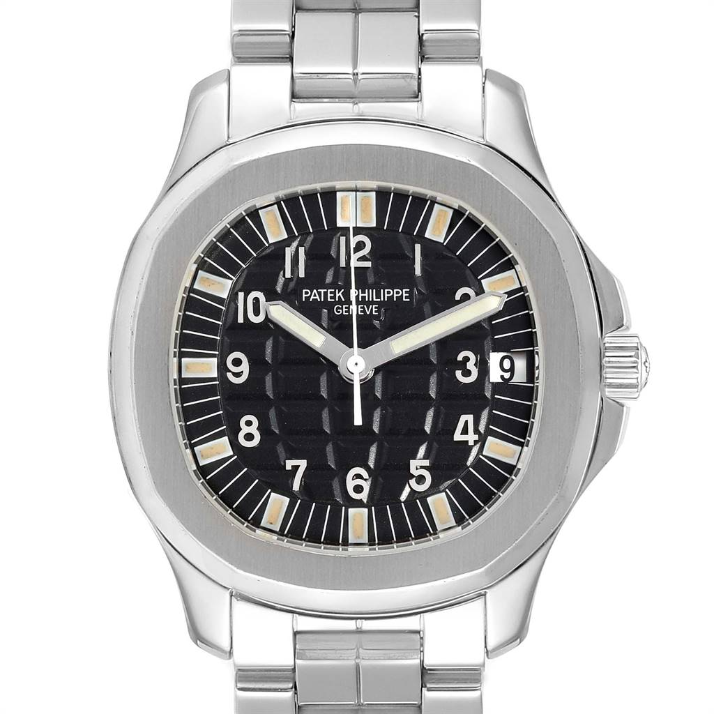 Patek Philippe Aquanaut Jumbo 38mm Steel Mens Watch 5065