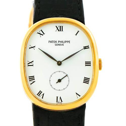 Photo of Patek Philippe Golden Ellipse 18k Yellow Gold Watch 3948
