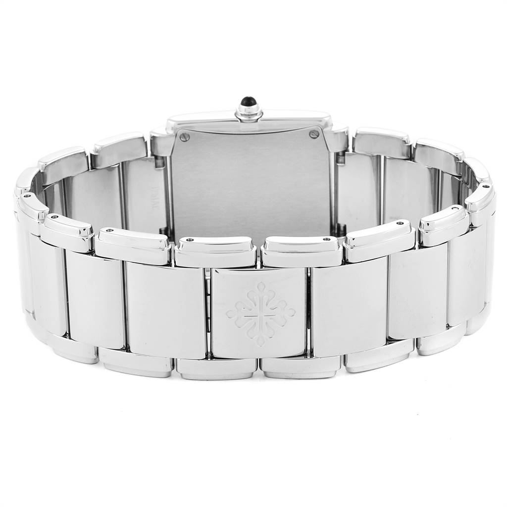 Patek Philippe Twenty-4 Diamond Ladies Quartz Watch 4910/10A-010 SwissWatchExpo