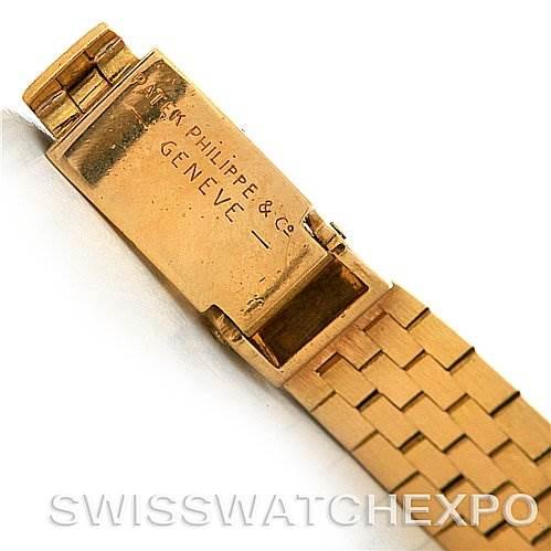 2914 Patek Philippe Vintage Ladies 18k Yellow Gold 3285/23 Watch SwissWatchExpo
