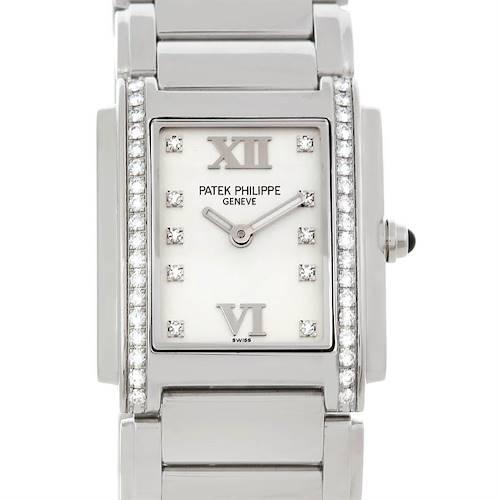 Photo of Patek Philippe Twenty 4 Diamond Ladies Watch 4910-10A-011