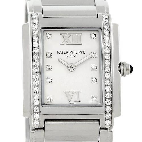 Photo of Patek Philippe Twenty-4 Diamond Ladies Watch 4910/10A-011