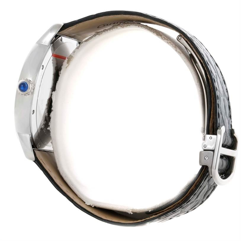 10654 Cartier Ronde Solo Automatic Steel Mens Watch W6701010 Unworn SwissWatchExpo