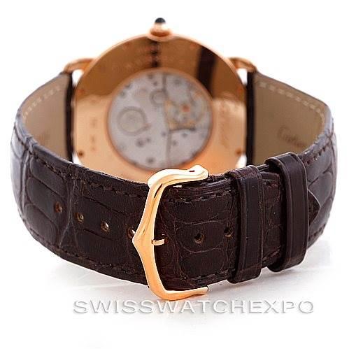 6202 Cartier Ronde Louis 18K Rose Gold Mens Watch W6800251   SwissWatchExpo