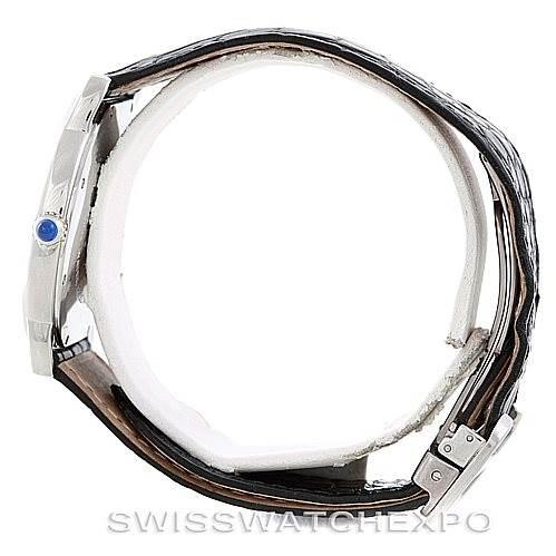 6837 Cartier Ronde Solo Steel Mens Watch W6700255 SwissWatchExpo