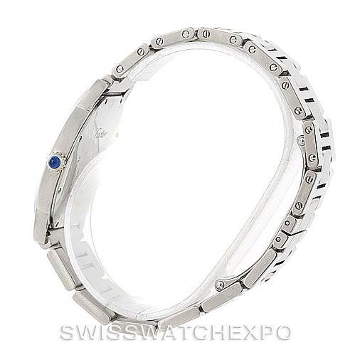 Cartier Ronde Solo Steel Mens Watch W6701005 SwissWatchExpo