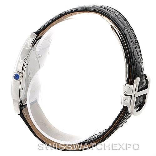 Cartier Ronde Solo Steel Mens Watch W6700255 SwissWatchExpo