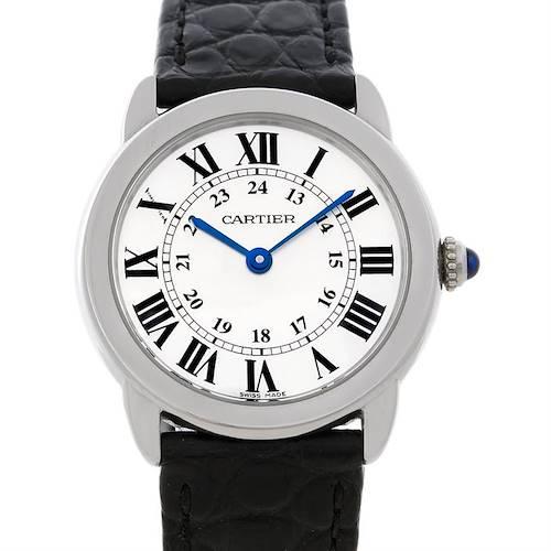 Photo of Cartier Ronde Solo Steel Ladies Watch W6700155