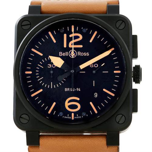 Photo of Bell & Ross Heritage Automatic Mens Watch BR-03-94