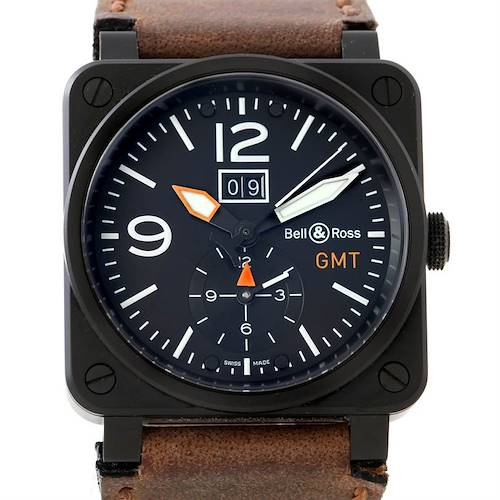 Photo of Bell Ross Aviation PVD Mens Watch BR0351 BR 03 51