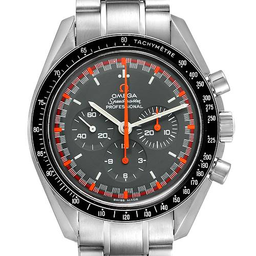 Photo of Omega Speedmaster Japanese Racing Chronograph Limited Mens Watch 3570.40.00