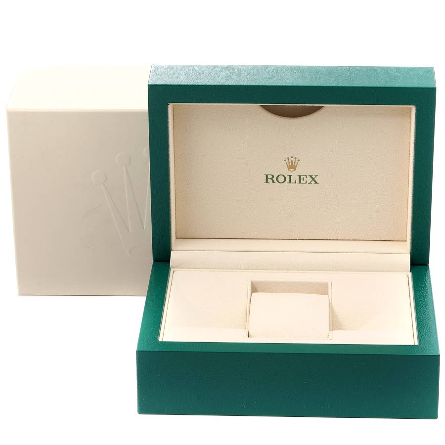Rolex Daytona Ceramic Bezel White Dial Steel Mens Watch 116500 SwissWatchExpo