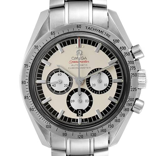 Photo of Omega Speedmaster Schumacher Legend Limited Edition Watch 3506.31.00