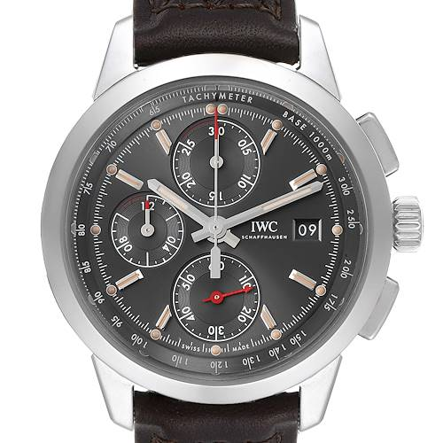 Photo of IWC Ingenieur Caracciola Slate Dial Limited Edition Mens Watch IW380702
