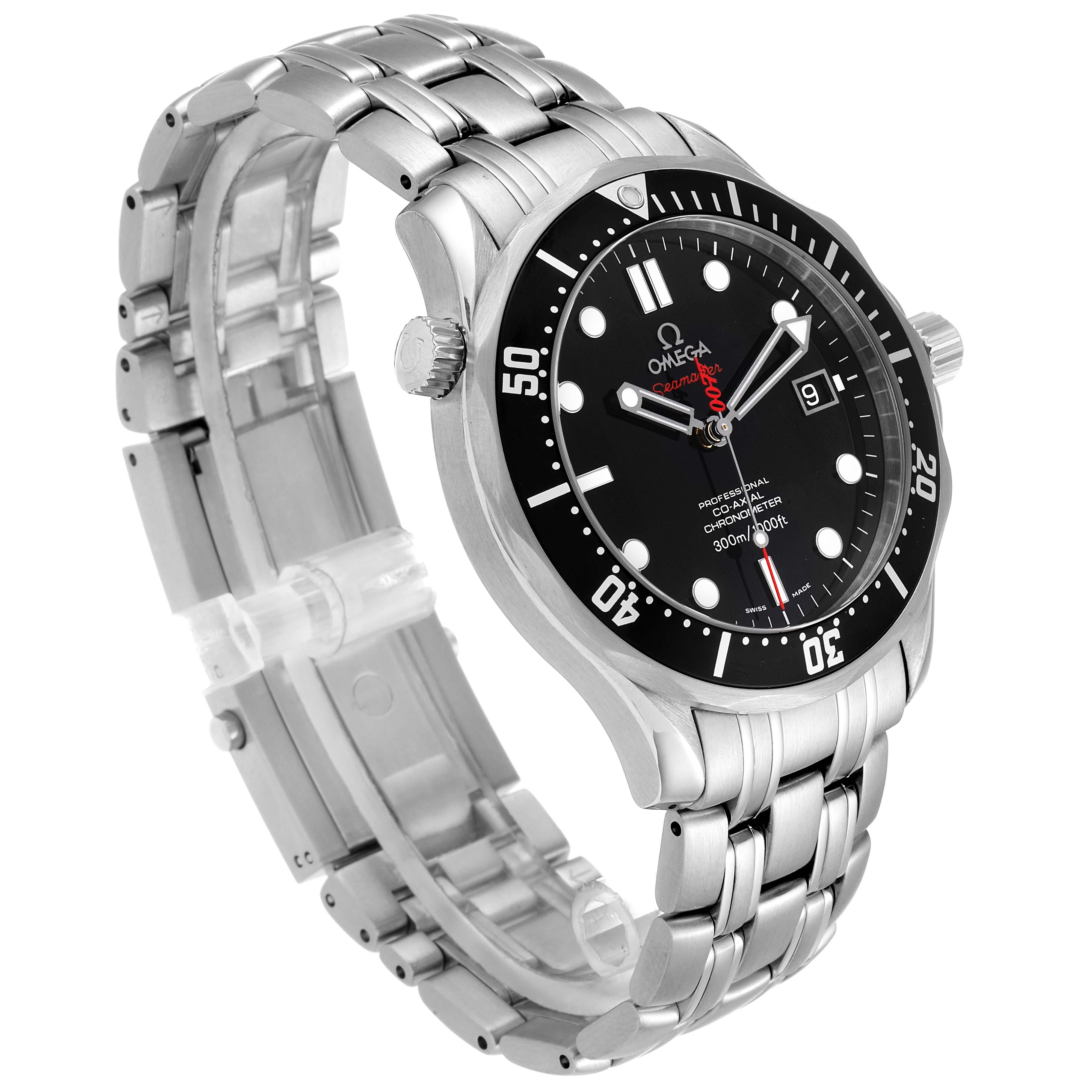 Omega Seamaster Bond 007 Limited Edition Watch 212.30.41.20.01.001 SwissWatchExpo