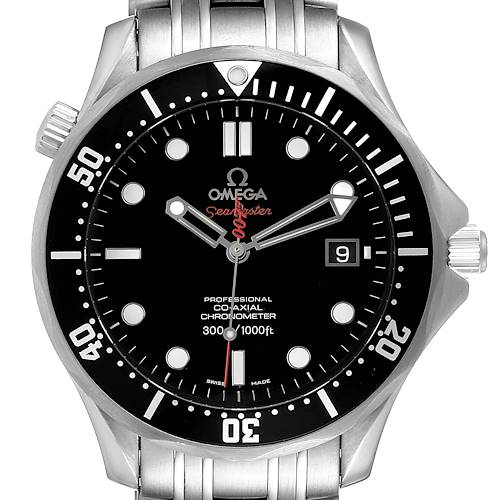 Photo of Omega Seamaster Bond 007 Limited Edition Watch 212.30.41.20.01.001