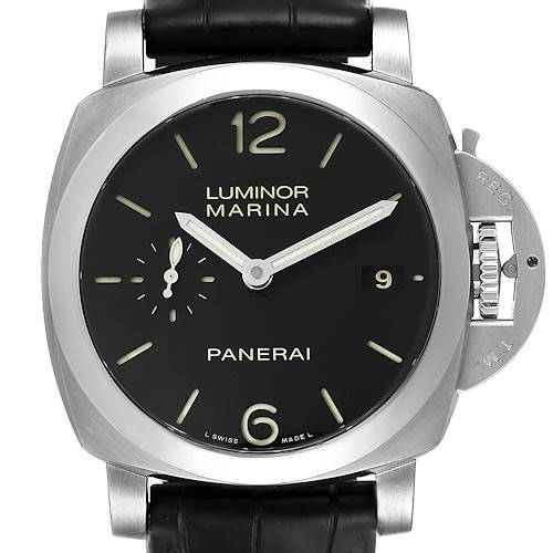 Photo of Panerai Luminor Marina 1950 3 Days 42mm Steel Mens Watch PAM00392
