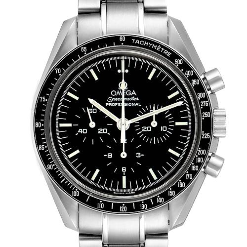 Photo of Omega Speedmaster Apollo XII Last Man on Moon Limited Watch 3574.51.00