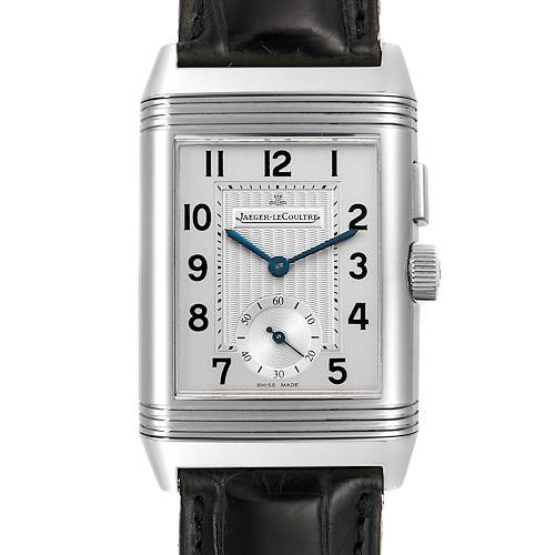 Photo of Jaeger LeCoultre Reverso Duoface Day Night Midsize Watch 272.8.54 Q2458420
