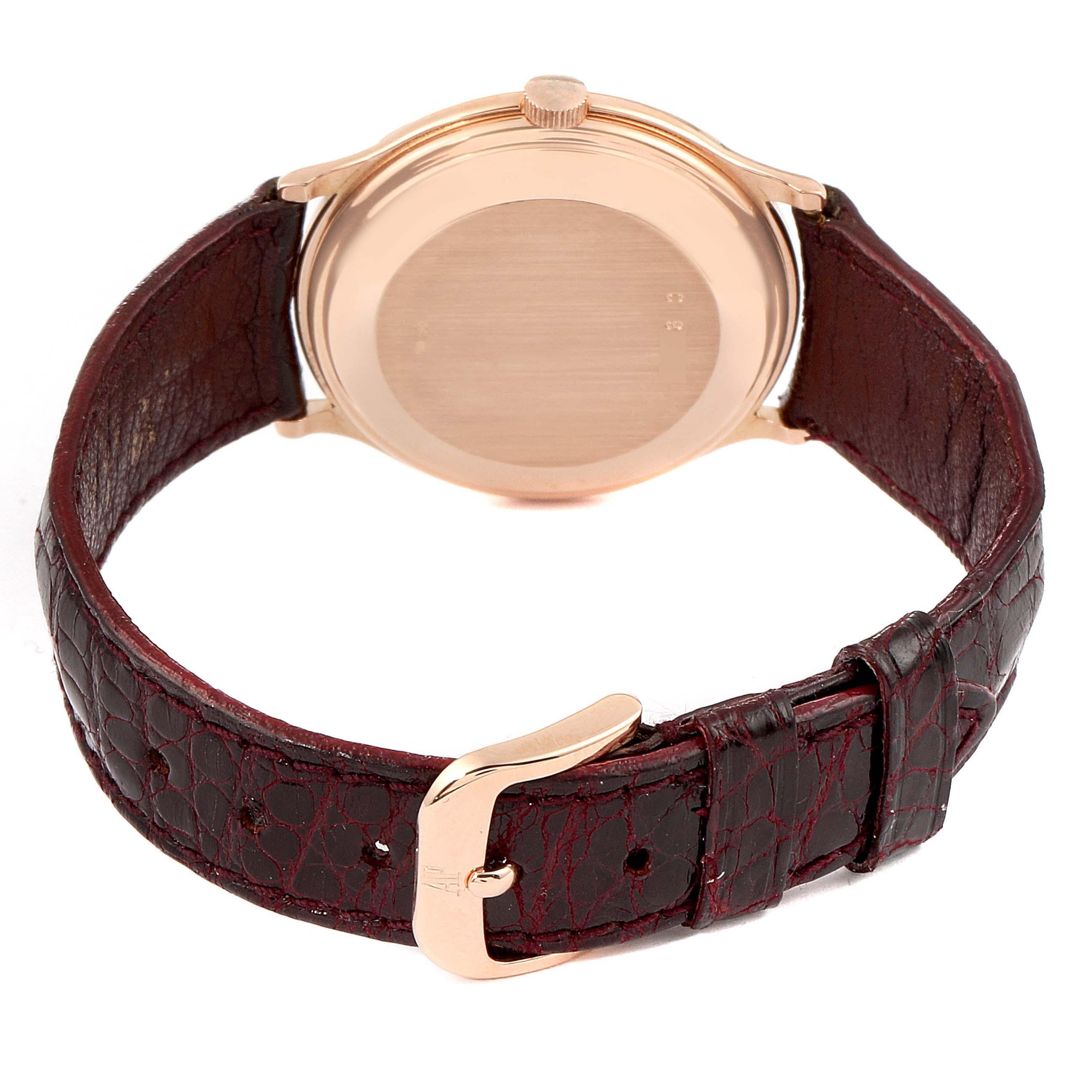Audemars Piguet Classic Automatic Rose Gold Midsize Unisex Watch 14406BA SwissWatchExpo