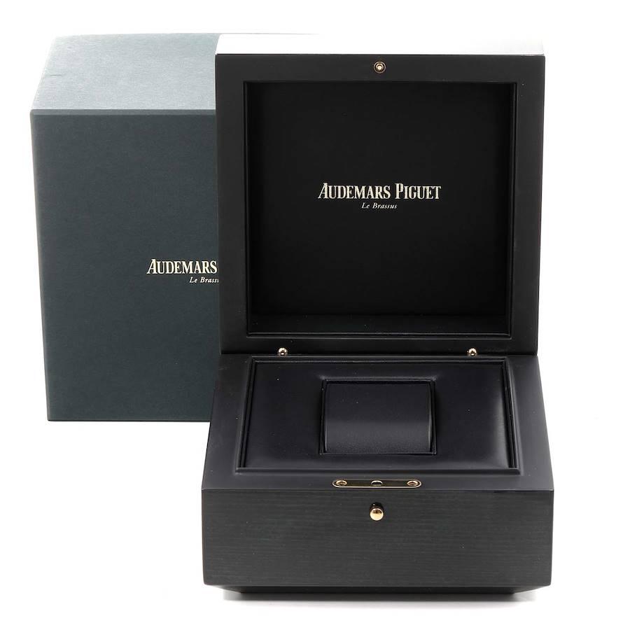 Audemars Piguet Royal Oak Yellow Gold MOP Diamond Midsize Watch 67601 SwissWatchExpo