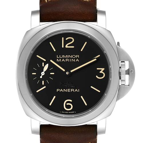 Photo of Panerai Luminor Marina Acciaio 44mm Steel Mens Watch PAM00415