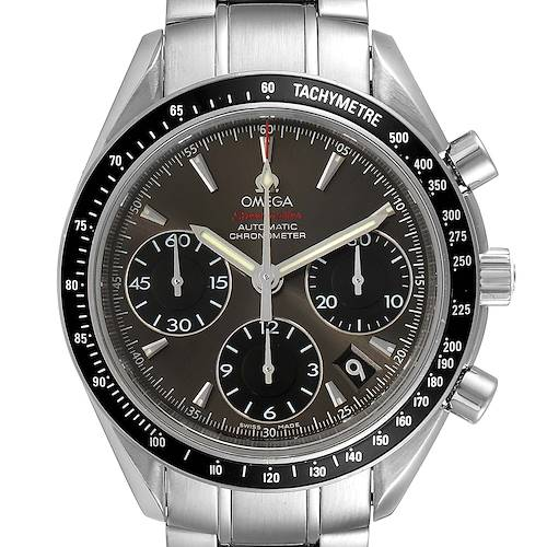Photo of Omega Speedmaster Date Chronograph Mens Watch 323.30.40.40.06.001 Card